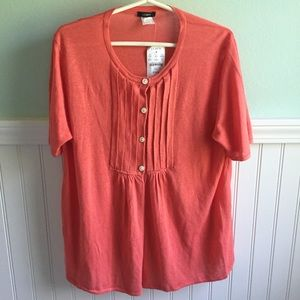 J.Crew Short Sleeve Cardigan